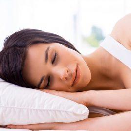 Técnica de respiración 4-7-8 y a dormir.