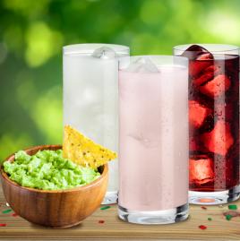 ¡Aguas Frescas para las Fiestas Patrias! Checa estas tres combinaciones.