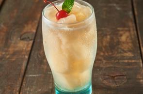 Soda italiana de guanábana