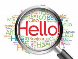 ¡Aprende un nuevo idioma!