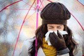 Toma estas medidas de prevención contra la influenza