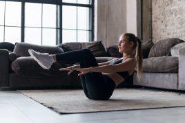 Tips para hacer ejercicio en casa