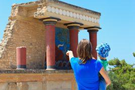 Visita los lugares históricos de tu ciudad en familia
