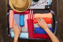 Tips para empacar y ahorrar espacio en tu maleta