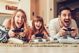 Actividades divertidas dentro de casa