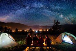 Tips para acampar en familia
