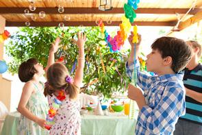Tips para ahorrar en fiestas infantiles