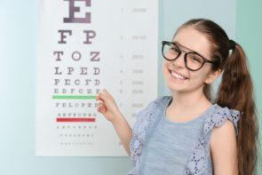 Asegúrate de la correcta visión de tus hijos