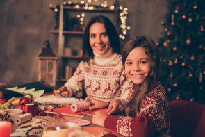Crea tus propios adornos navideños