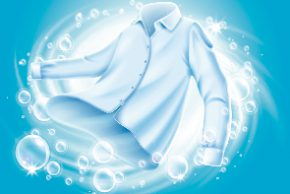 Mantén tu ropa blanca.