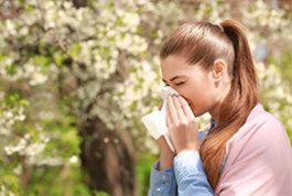 ¡Qué no te sorprendan las alergias en esta primavera!